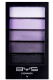 <b>BYS 5 Piece Eye Shadow - Smokey Purples</b>